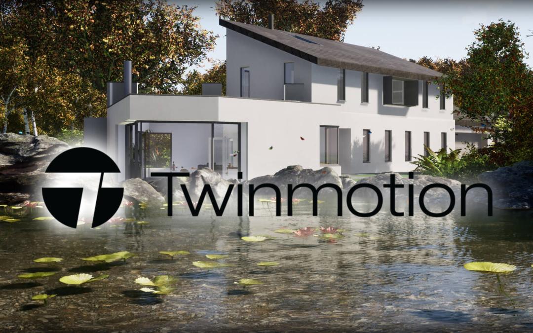 TwinMotion – 360 VR rendering per la presentazione dei tuoi progetti